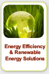 Energy efficiency and renewable energy solutions